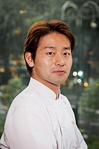 RISTORANTE TAKADA オーナーシェフ 高田昌弘氏