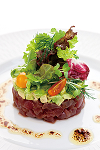 Bluefin Tuna Avocado Tartar