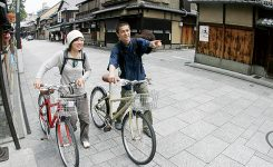 Cycling Tour in Kyoto