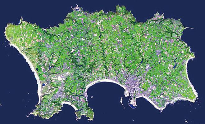 ジャージー島