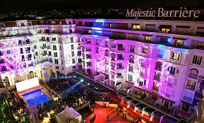 Hotel Majestic Barriere Cannes