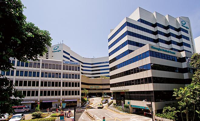 グレニーグルス病院