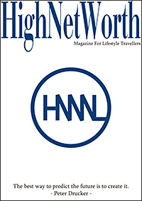 HighNetWorth Magazine 創刊準備号