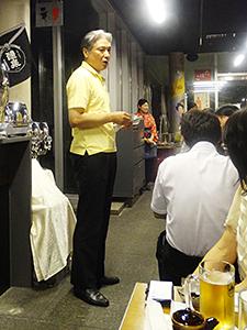 福田栃木県知事