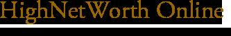 HighNetWorth Online/ハイネットワースオンライン