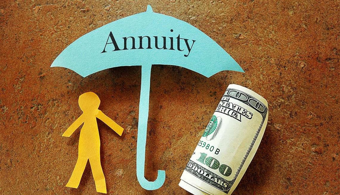 米国保険会社のアニュイティー(終身年金)の活用を考える